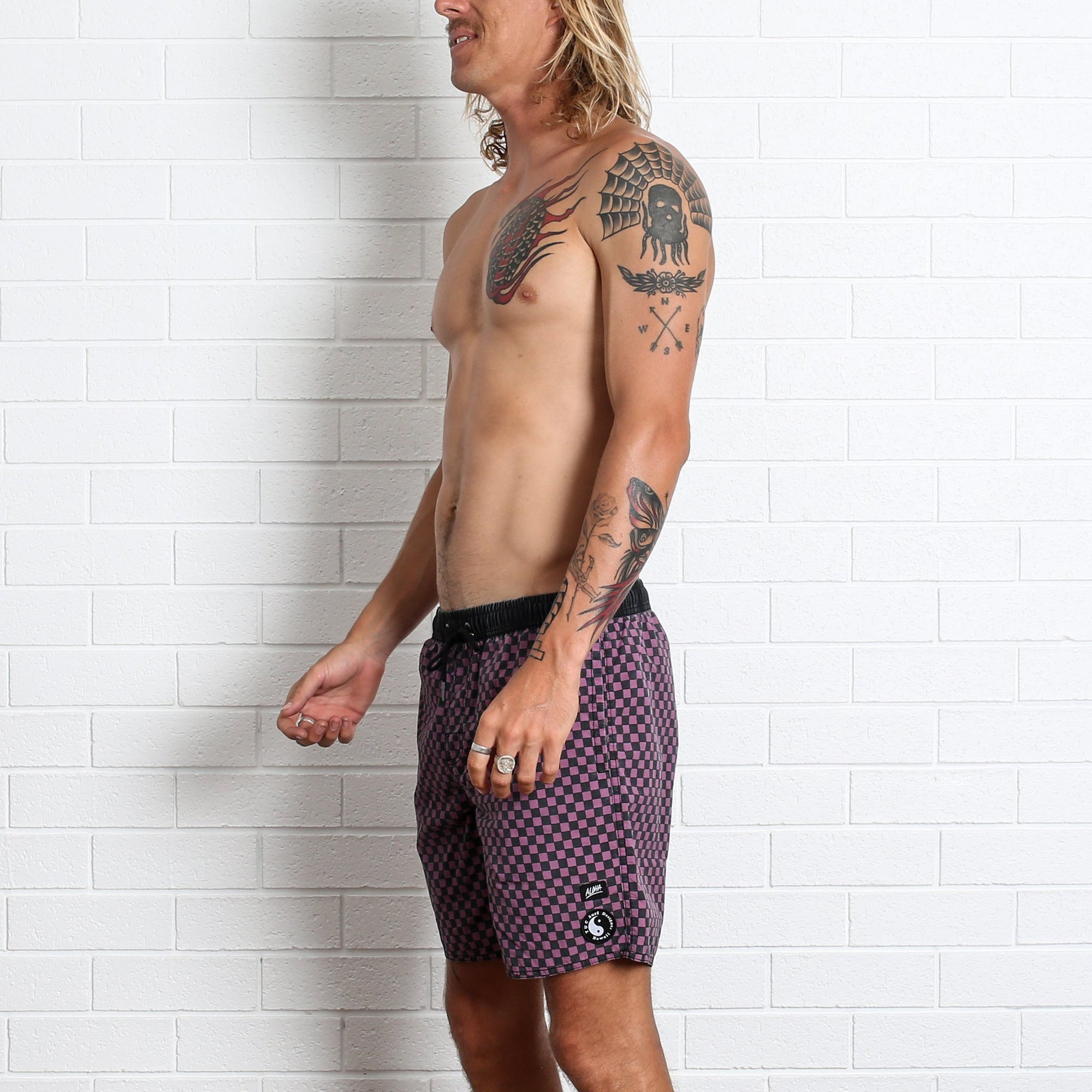 Checkers Beach Short