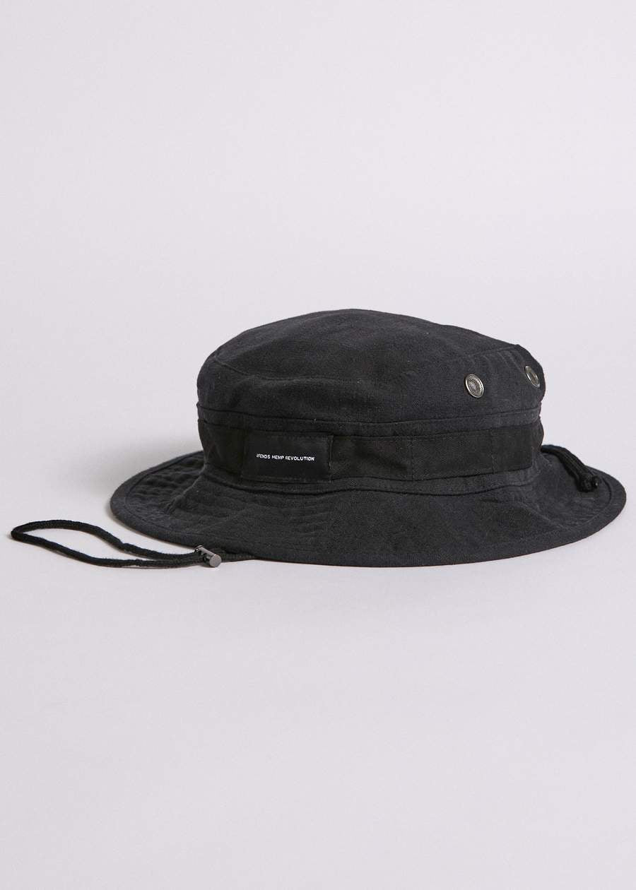 Revved Up Hemp Bucket Hat