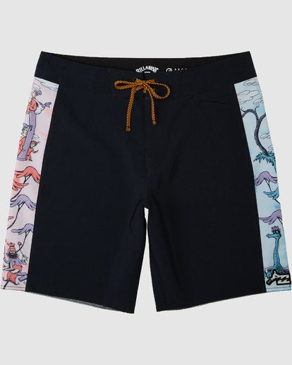 All the Places Dbah Boardshorts