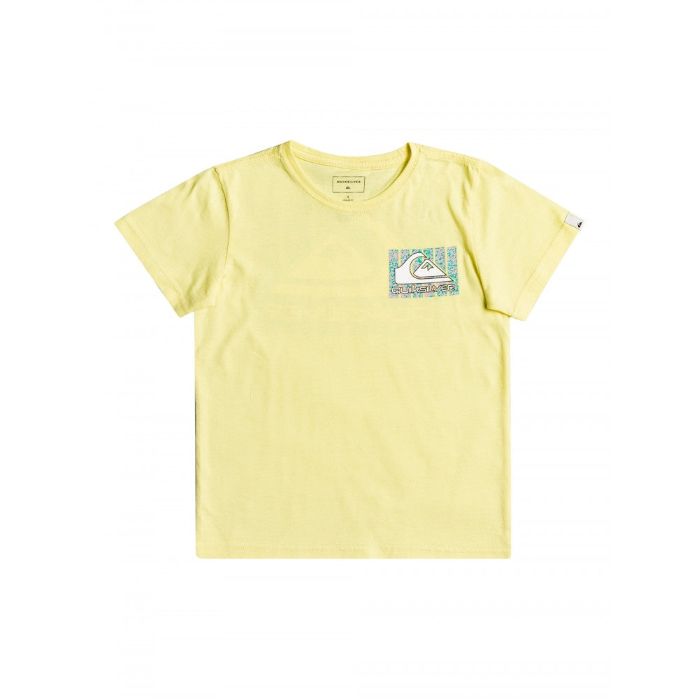 Boys Neon City SS Tee