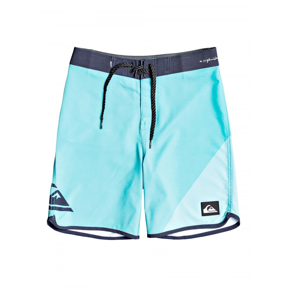 "Boys Highline New Wave 17"" Boardshort"