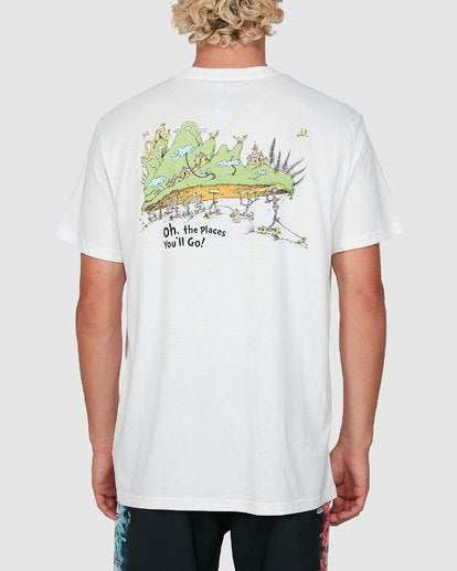 Oh the Places You'll Go Tee