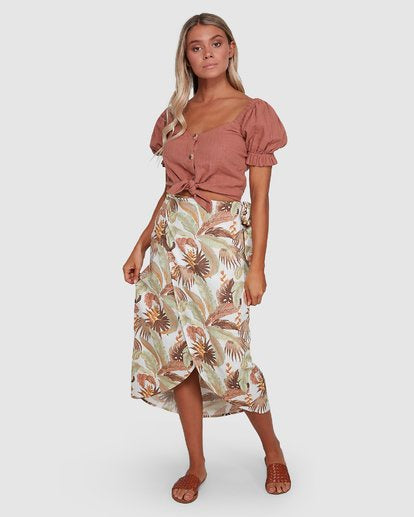 Tropicale Skirt