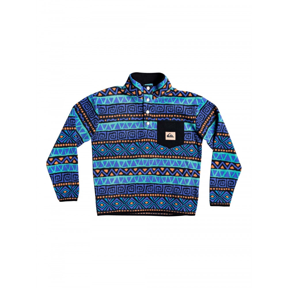 Boys Heritage Printed Polar Fleece
