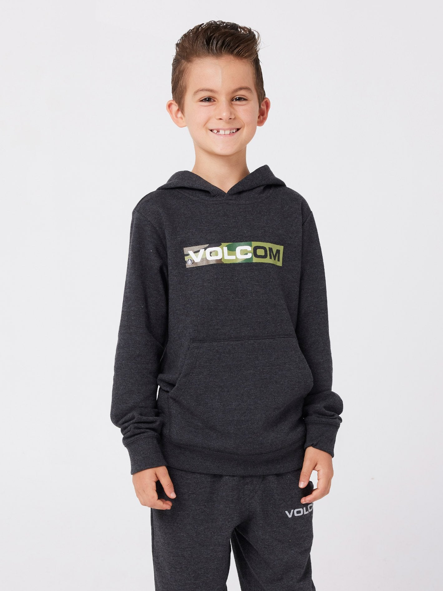 Boys Round One 3 P/O Fleece