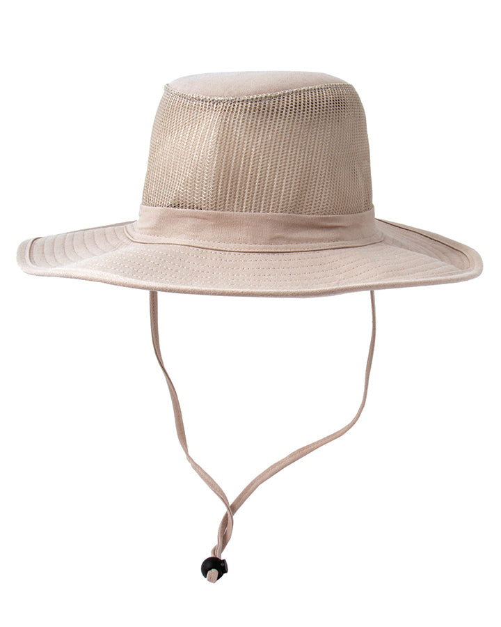 Mens Surfari Wide Brim Hat