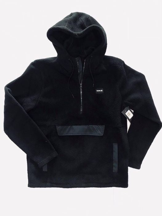 Anorak Sherpa Fleece