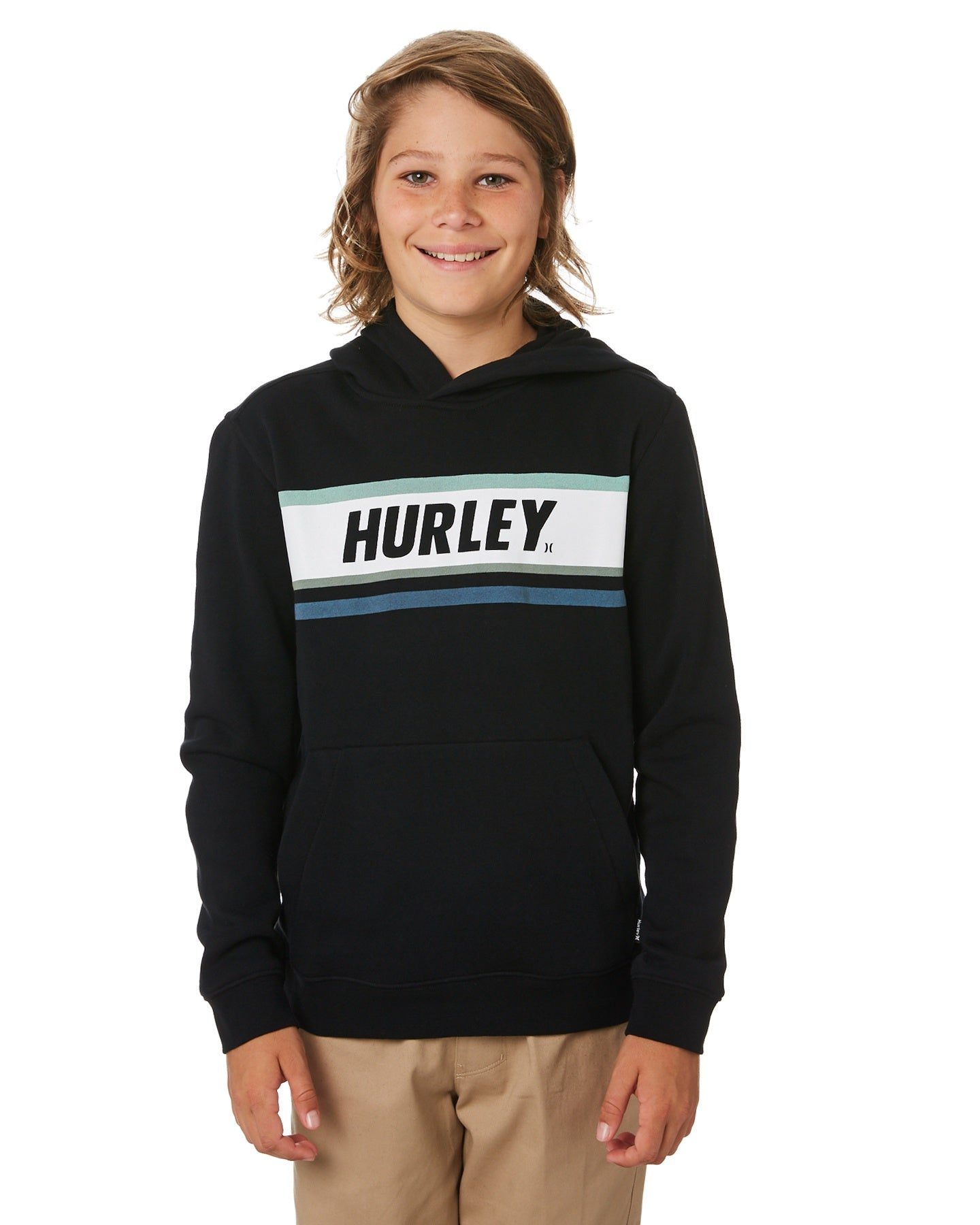 Fastlane Stripe Boys Fleece