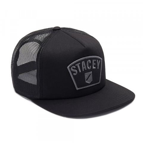 stacey big patch trucker