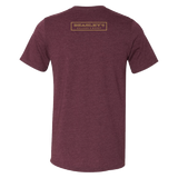 "Beasley's Maroon ""Don't Forget Kindness"" T-Shirt"