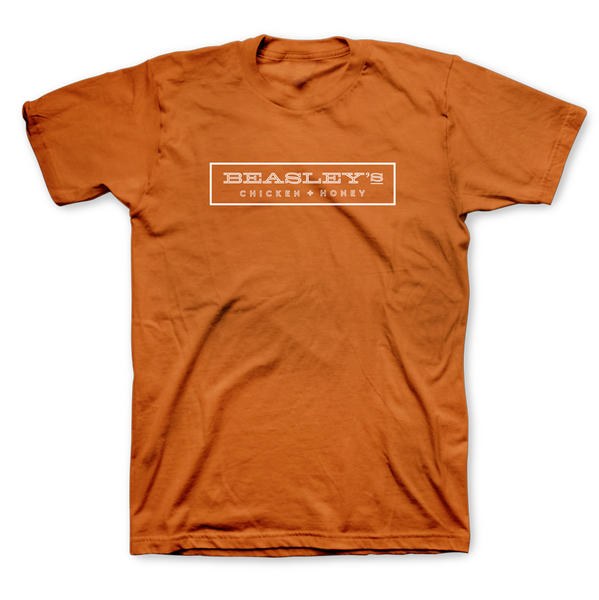 Beasley's Burnt Orange Tee
