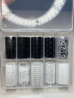 Black & White box - 12pc