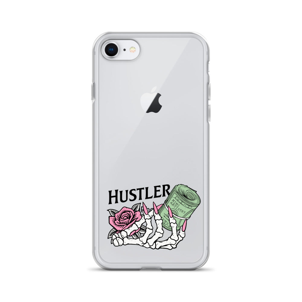 Hustler Case (BLACK TEXT)