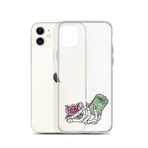 Hustler Case (WHITE TEXT)