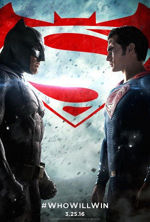 Batman vs. Superman: Dawn of Justice   #whowillwin
