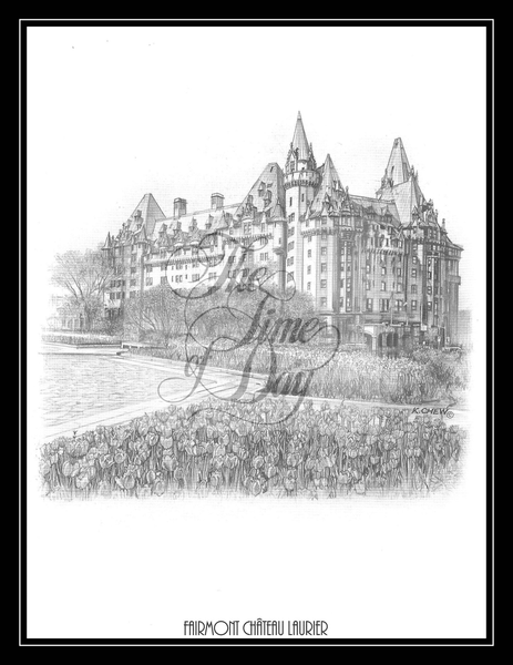 Fairmont, Chateau Laurier