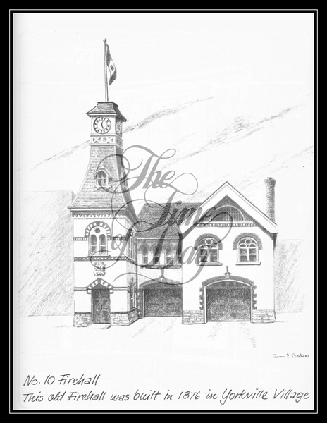 No.10 Fire Hall