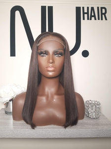 "Coco - 16"" chocolate straight"