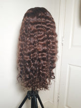 "Load image into Gallery viewer, Hadiza - 22"" Brown Curly - sold out!"