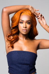 Auburn Hair Bundles - Nu Hair