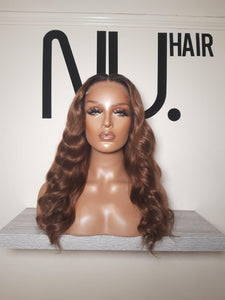 Golden Mahogany - Nu Hair