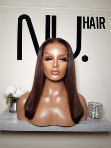 Sweet Chocolate - Nu Hair