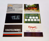 Standard Business Cards - York Print Company - 2