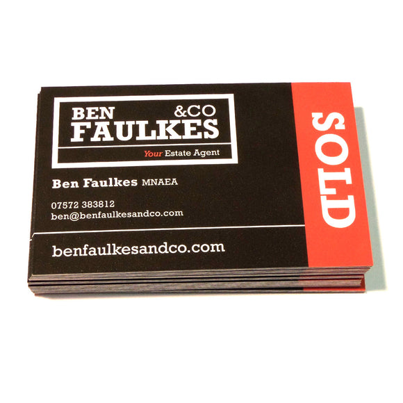Laminated Business Cards - York Print Company