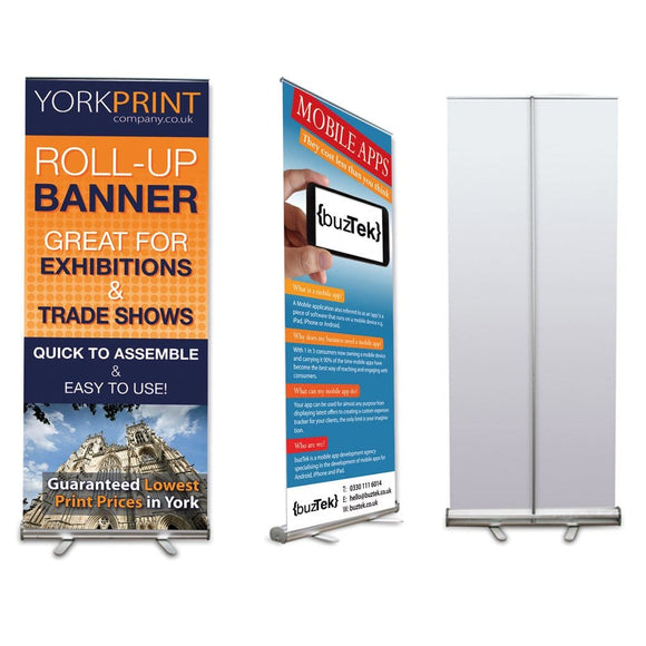 Pop-Up/roller Banner - Fast Service Available Signage