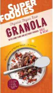 5 ways to enjoy Superfoodies Granola