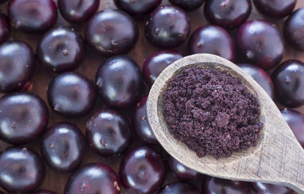 Superfood from Brazil: Acai Berries