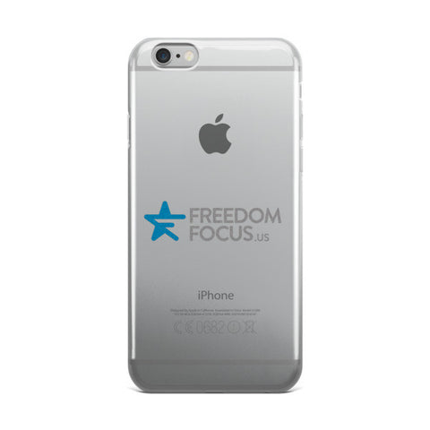 Freedom Focus iPhone Case