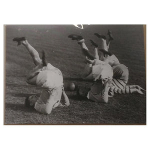 Broughton Rangers training in 1936