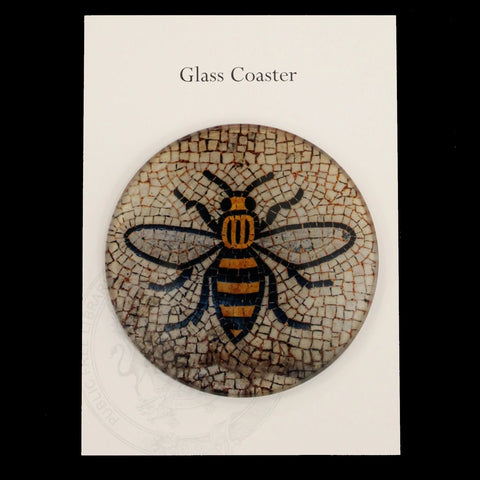 Bee Glass Coaster