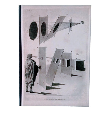 A5 Young Painters Guide to Perspective Hardback Notebook