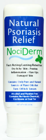 NociDerm Natural Psoriasis Relief Lotion