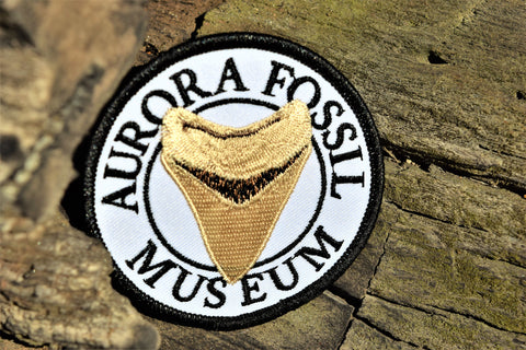 Aurora Fossil Museum patch