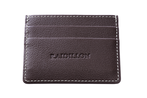 Card Holder - Brown