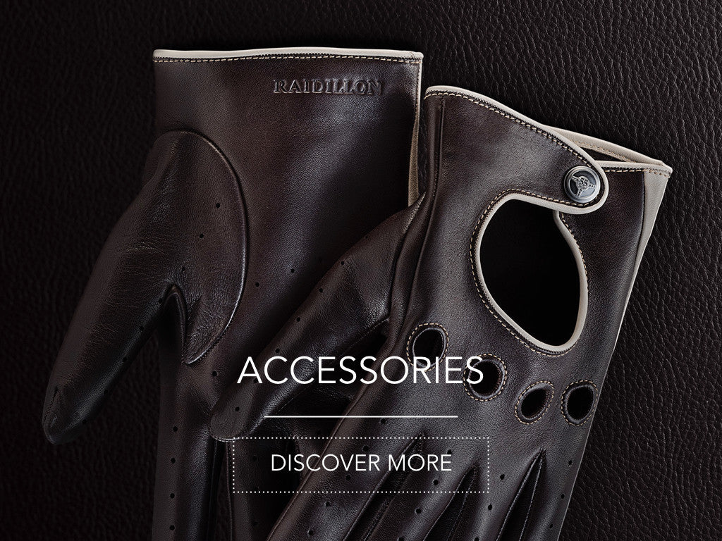 Discover Raidillon Leather Goods