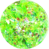 Imagination Art Mylar Lime Icy - YoungNails - 10