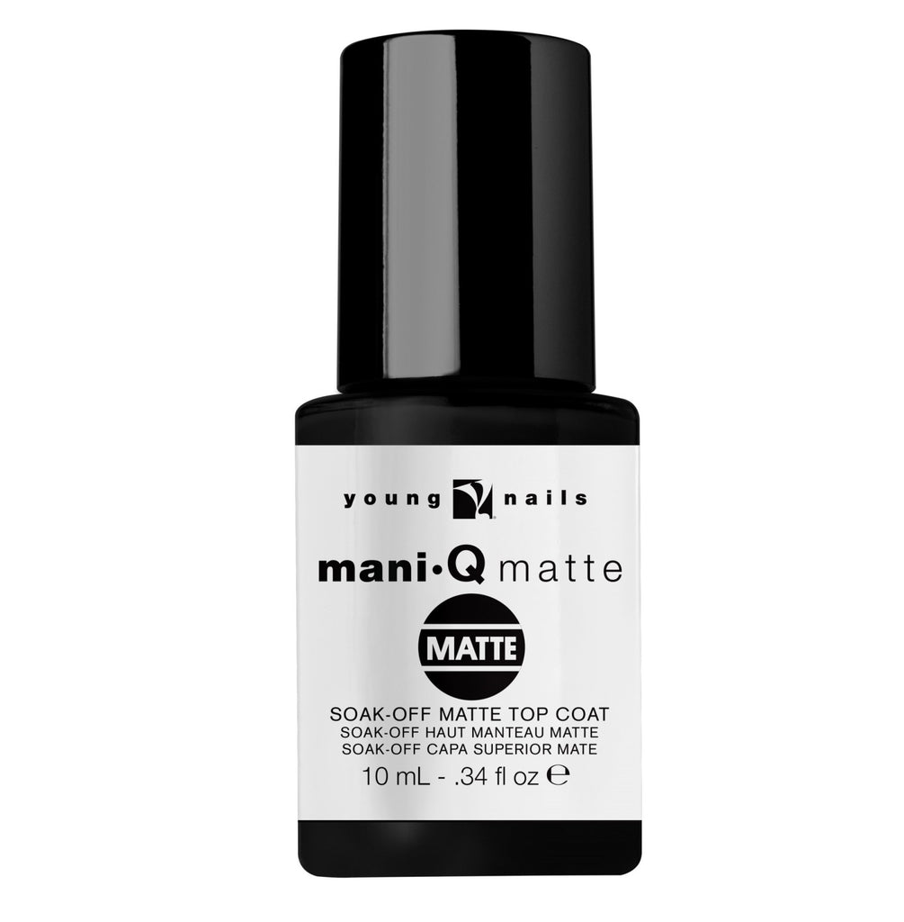 mani•Q Color Matt Top coat - YoungNails - 90