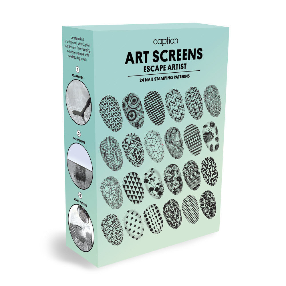 Art Screen - Escape Artist – Young Nails South Africa