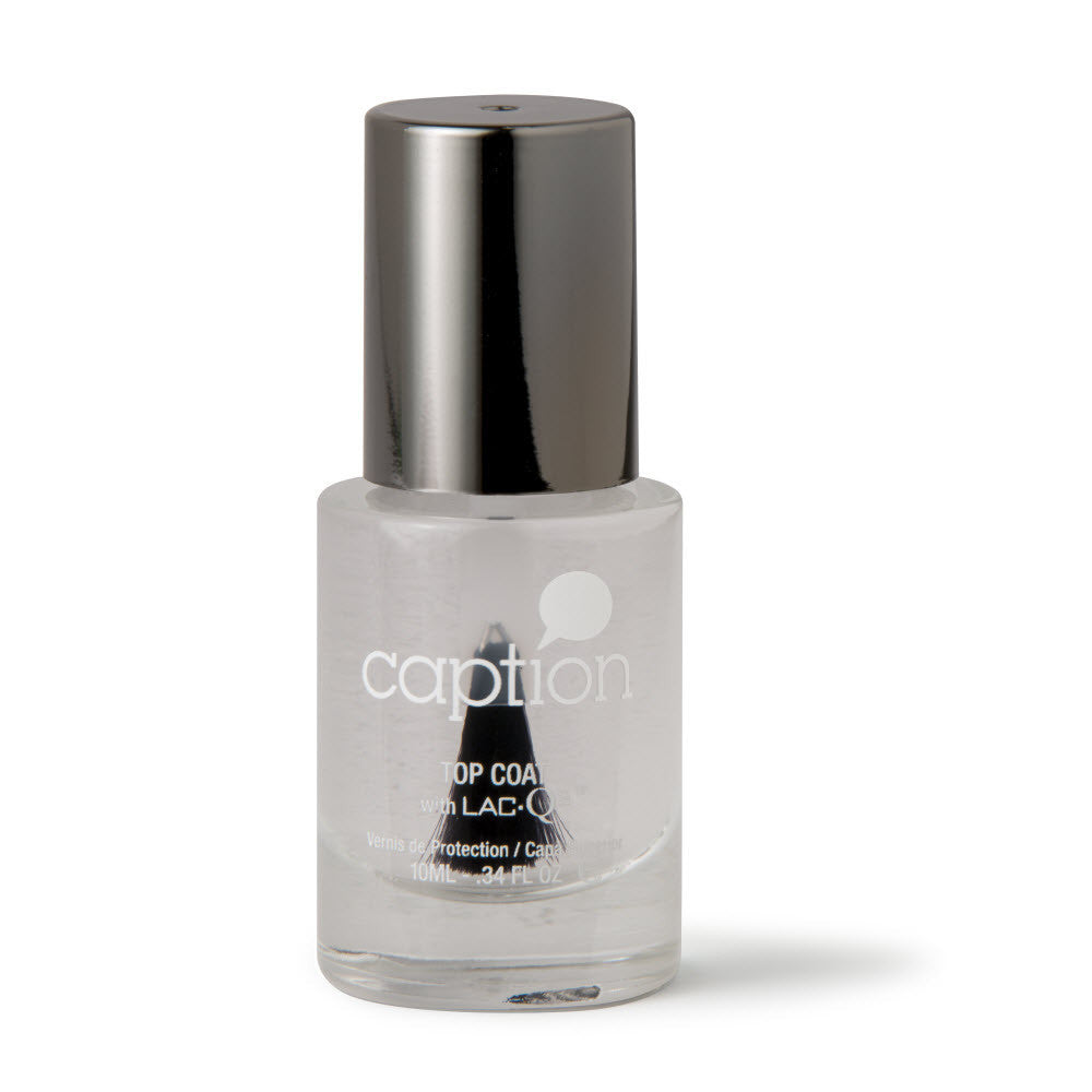 Caption Matte Top Coat  - YoungNails