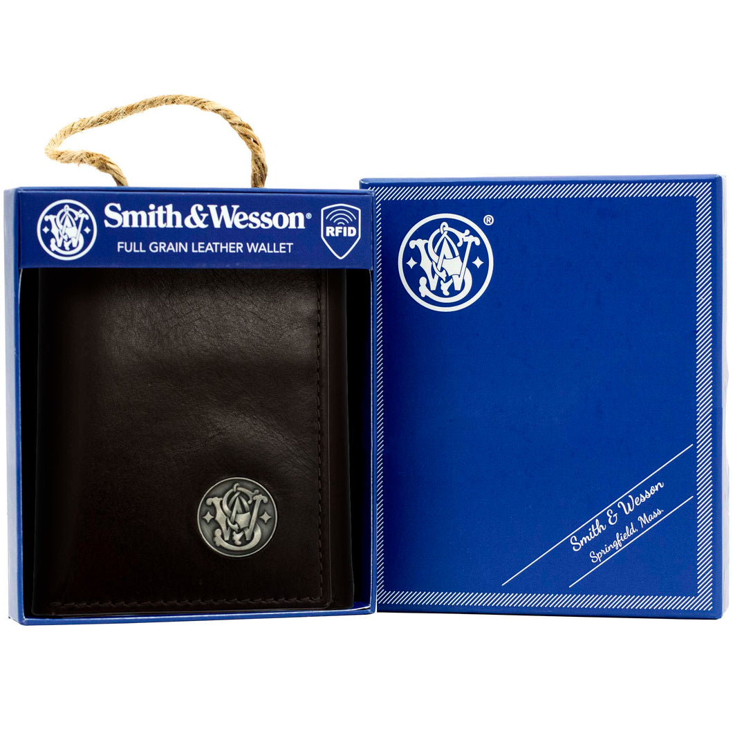 Smith & Wesson Tri-Fold Wallet