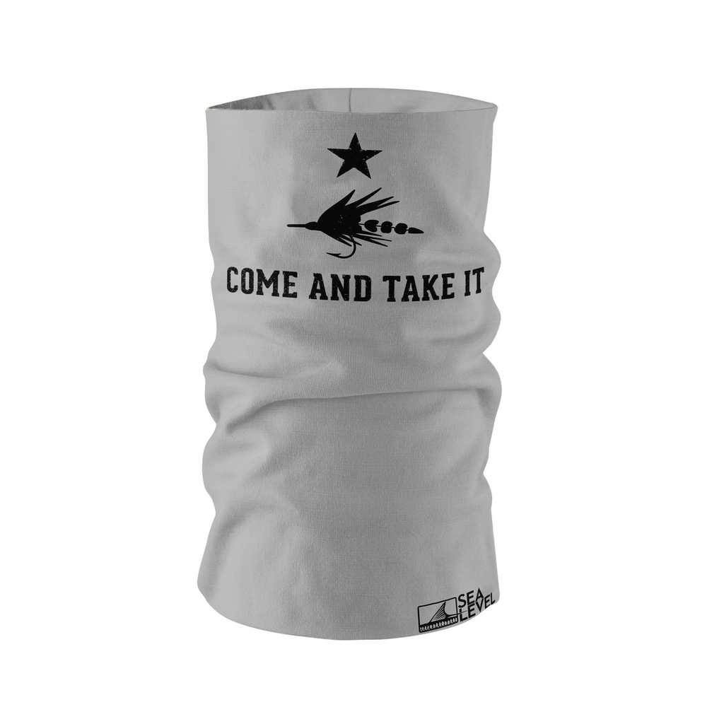 Come and Take It Fly Sun Mask