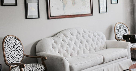 1 Simple Way to Incorporate Polka Dot Furniture Into Your Every Day Style