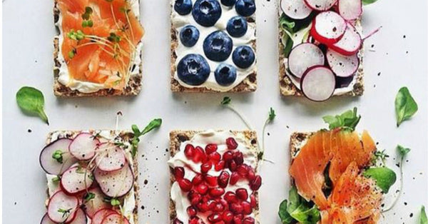 Swoon Worthy Food and Desserts | Too Pretty To Eat