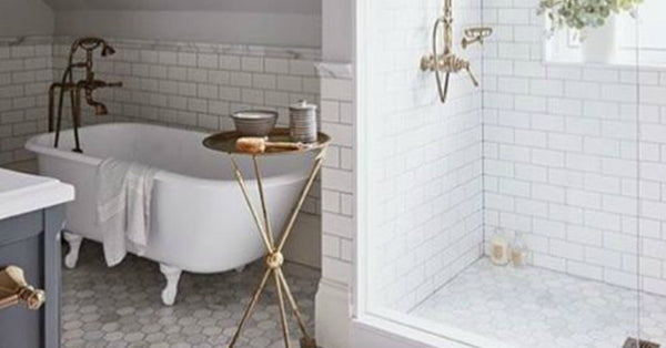 Dreamy Marble Bathrooms to Drool Over
