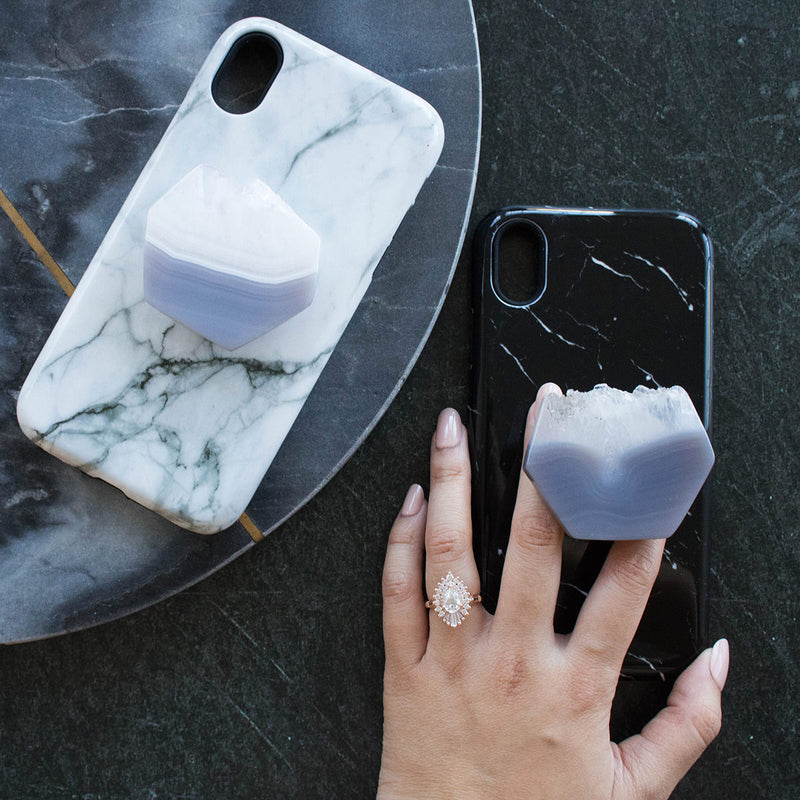 Amethyst Phone Grip