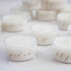 Tea Light Sample - Janet Gwen Designs